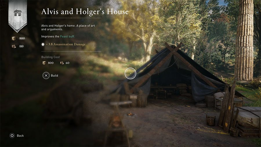 Alvis And Holgers House (Hamlet Level Renown)