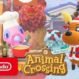 Winter Coming to Animal Crossing: New Horizons