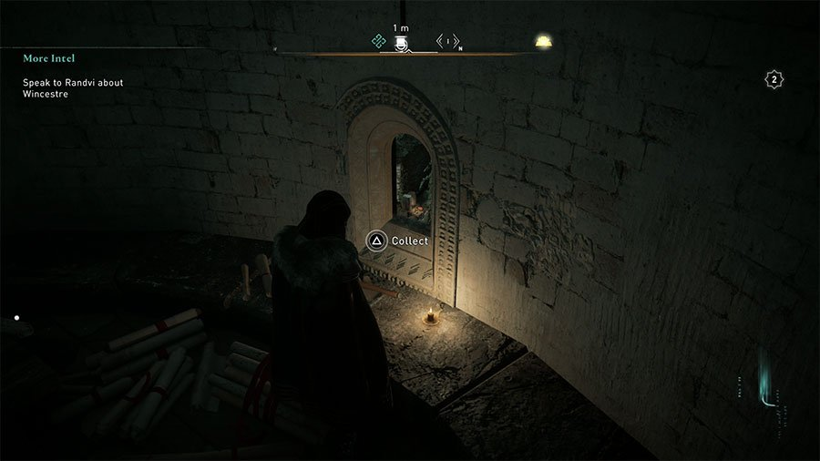 Assassins Creed Valhalla Essexe Treasure Hoard Map Guide