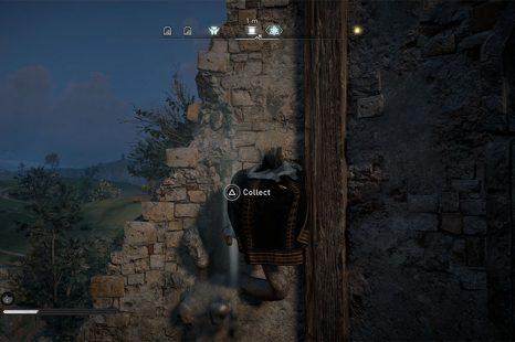 Assassins Creed Valhalla Grantebridgescire Treasure Hoard Map Guide
