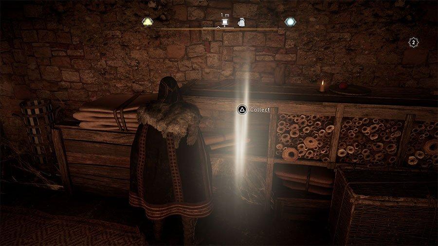 Assassins Creed Valhalla Hamtunscire Treasure Hoard Map Guide