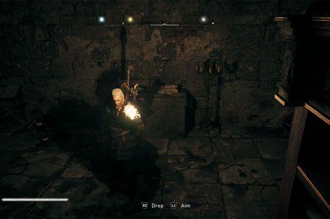 Assassins Creed Valhalla Sciropescire Treasure Hoard Map Guide