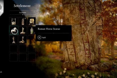 Assassin's Creed Valhalla Settlement Cosmetic Decoration Unlock Guide