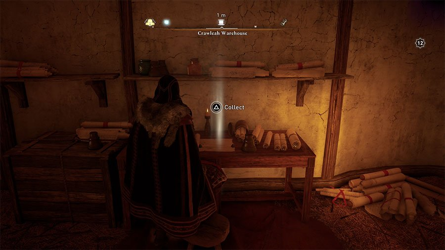 Assassins Creed Valhalla Suthsexe Treasure Hoard Map Guide