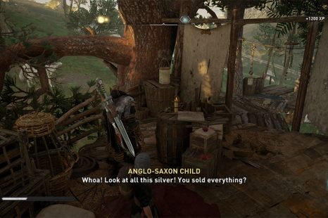 Assassins Creed Valhalla Suthsexe Treehouse Shoppe Hoard Map Guide