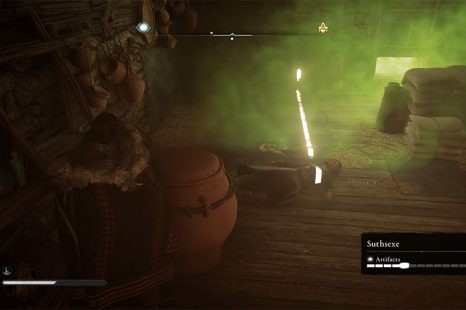 Assassins Creed Valhalla Suthsexe Witch's House Hoard Map Guide