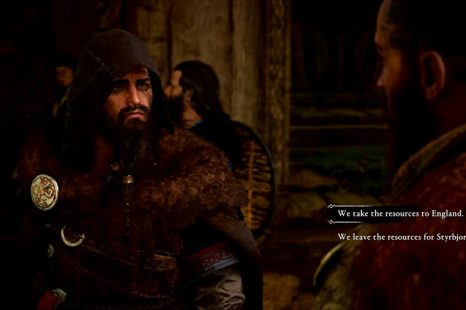 Assassin's Creed Valhalla Take Or Leave Resources Choice