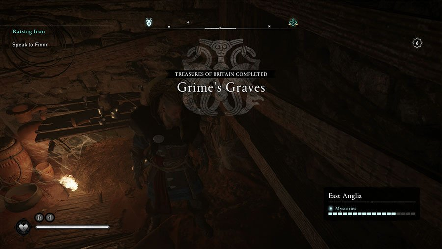 Assassin's Creed Valhalla Treasures Of Britain Location Guide