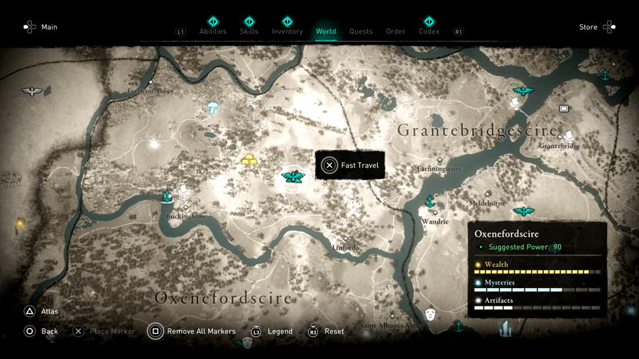 Assassin's Creed Valhalla Weaken Eadwyn's Hold Guide 4