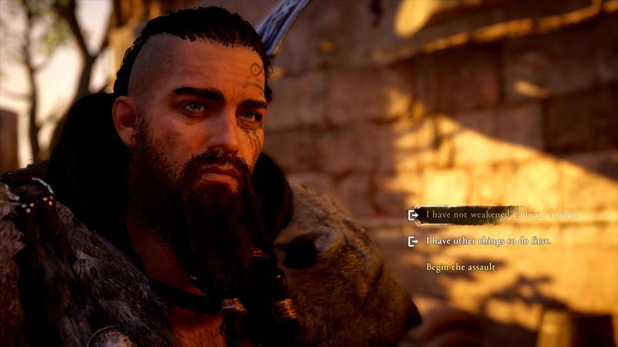 Assassin's Creed Valhalla Weaken Eadwyn's Hold Guide