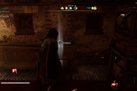 Assassins Creed Valhalla Wincestre Bishopric Treasure Hoard Map Guide