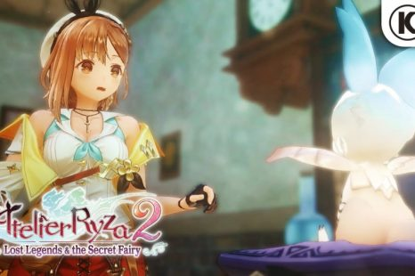 Liza's Atelier 2 Prologue Movie Released