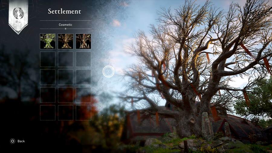 Berserker Tree AC Valhalla