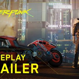 New Gameplay Trailer for Cyberpunk 2077 Released