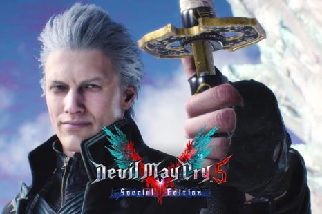 Devil May Cry 5 Special Edition Gets Launch Trailer
