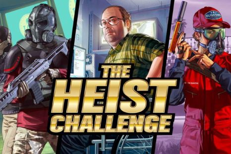 Robbery Challenges Coming to GTA Online