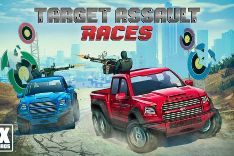 GTA Online Target Assault Dishing Out Triple Rewards