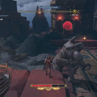 How To Reignite The Forge Of The Gods In Immortals Fenyx Rising