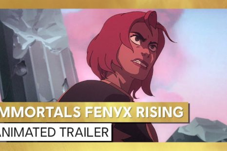 Immortals Fenyx Rising Gets Animated Trailer