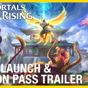 Immortals Fenyx Rising Post-Launch Plan Detailed