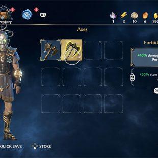 Immortals Fenyx Rising Weapon Location Guide