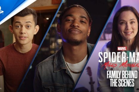 Marvel's Spider-Man: Miles Morales Gets Family Behind the Scenes Trailer