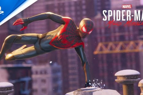 Marvel's Spider-Man: Miles Morales Gets Launch Trailer