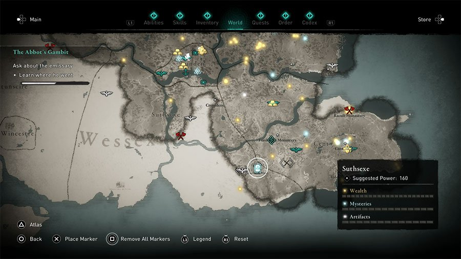Mysterious Cauldron Tablet - Santlacha Mine