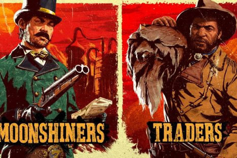 Traders and Moon Shiners Bonus in Red Dead Online This Week
