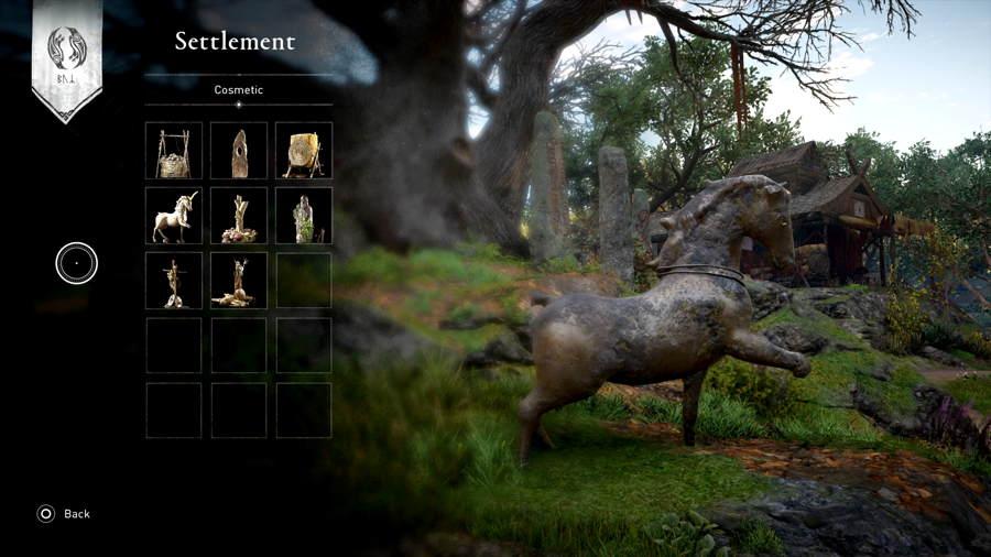 Roman Horse AC Valhalla