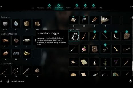 What To Do With The Three Dagger Keys In Assassin's Creed Valhalla