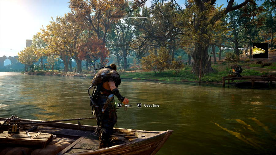 Where To Find Bullhead In Assassin's Creed Valhalla
