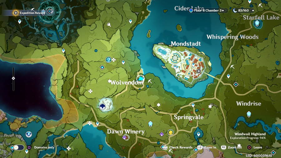 Where To Find Calla Lily In Genshin Impact 3