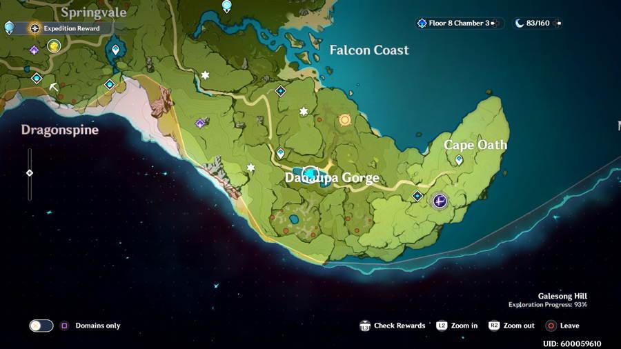 Where To Find Calla Lily In Genshin Impact 4