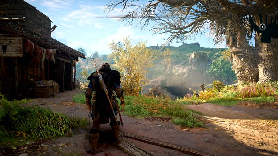 Where To Find King Burgred In Assassin's Creed Valhalla