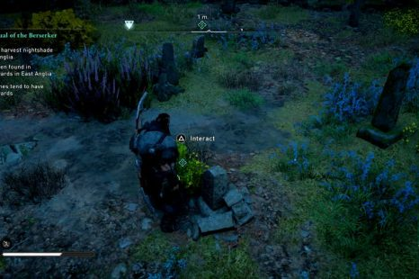 Where To Find Nightshade In Assassin's Creed Valhalla