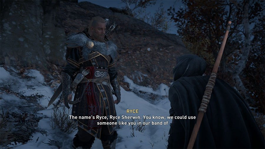 Where To Find Robin Hood In Assassin's Creed Valhalla (Sort Of)