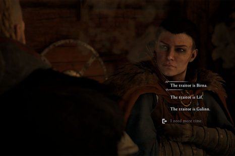 Who Is The Traitor In Assassins Creed Valhalla