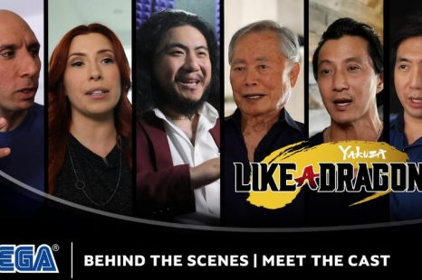 Yakuza: Like a Dragon Gets Behind The Scenes Cast Interviews