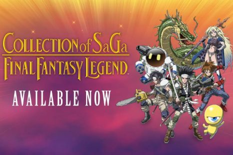Collection of SaGa Final Fantasy Legend Gets Launch Trailer