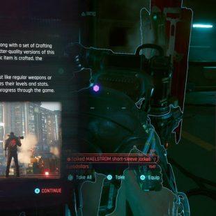 Cyberpunk 2077 Iconic Weapon Locations