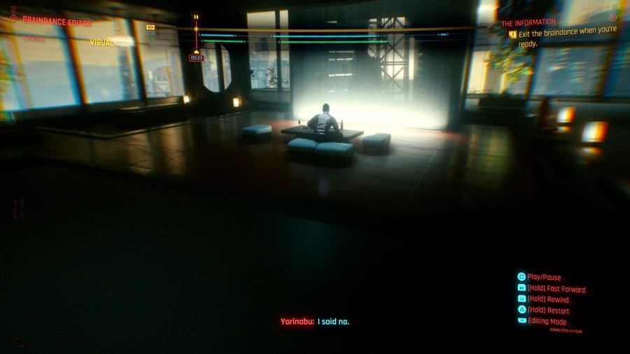 Cyberpunk 2077 The Information Braindance Guide