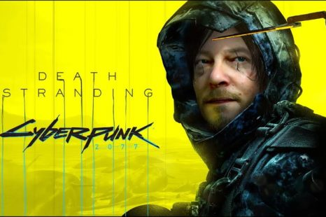 Cyberpunk 2077 Crossover Coming to Death Stranding on PC