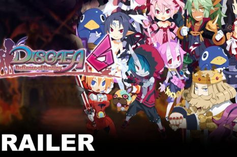 Disgaea 6: Defiance of Destiny Gets System Trailer