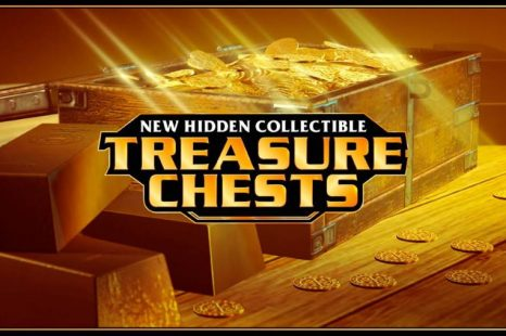 Treasure chest found in Kayo Perico in GTA Online