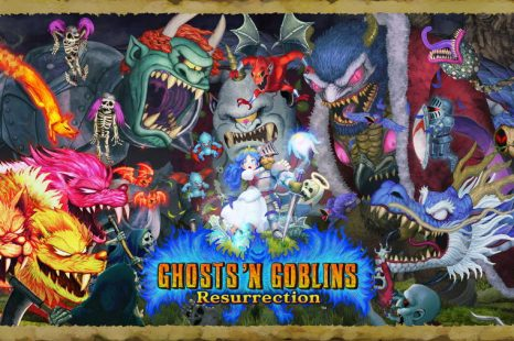 Ghosts 'n Goblins Resurrection Gets Second Dev Video