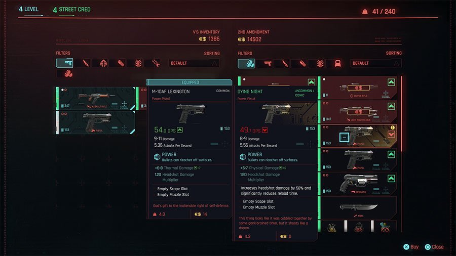 How To Collect Your Gun From Wilson In Cyberpunk 2077