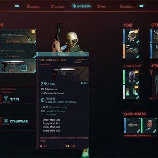 How To Get Johnny Silverhand's Gun & Car In Cyberpunk 2077