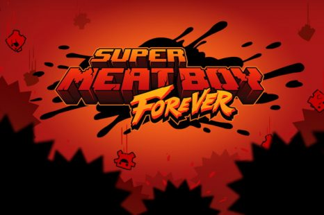 Super Meat Boy Forever is now available