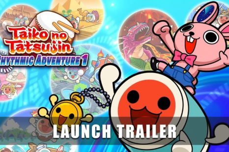 Taiko no Tatsujin: Rhythmic Adventure Pack Gets Launch Trailer